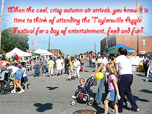 Taylorsville Hometown Apple Festival